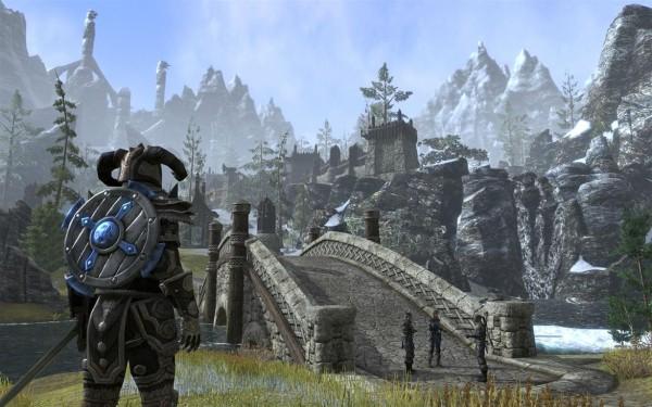 Новые подробности о The Elder Scrolls Online