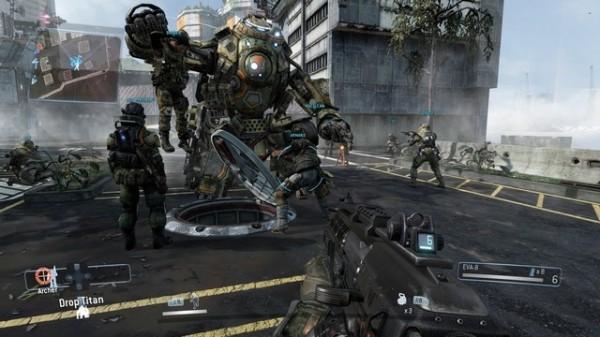 На PS Vita могла выйти Titanfall