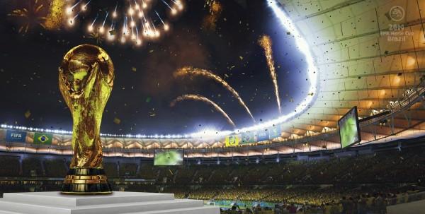 Европейский релиз Fifa 2014 World Cup Brazil ждать 17 апреля