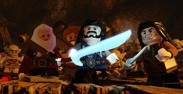 Что нужно сказать об игре The Lego Hobbits