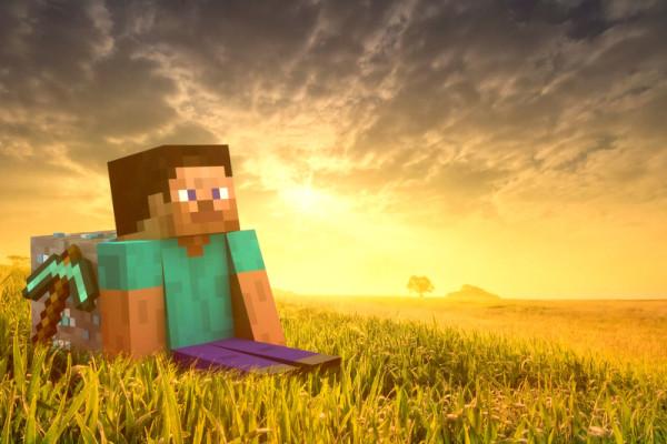 Minecraft самая популярная песочница века
