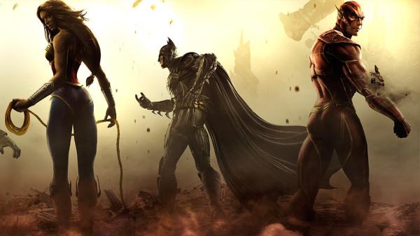 Мультиплеер будет подарен  мобильной версии Injustice: Gods Among Us