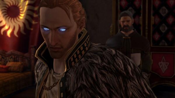 Романтика в Dragon Age
