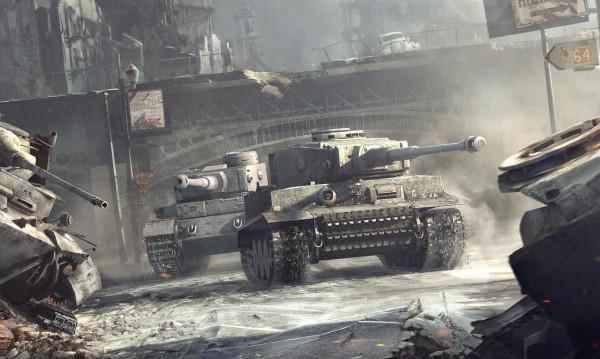 Масштабное обновление в игре Война Танков