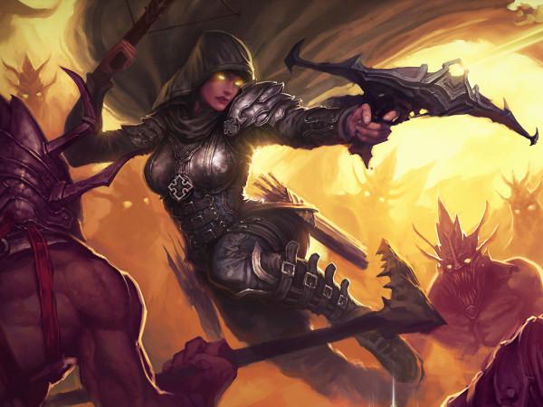 Diablo 3 отключил аукционы
