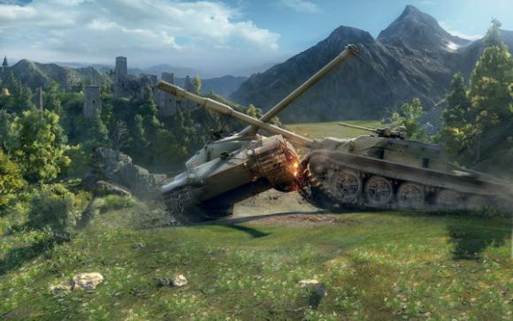 World of Tanks: самое прибыльное F2P название