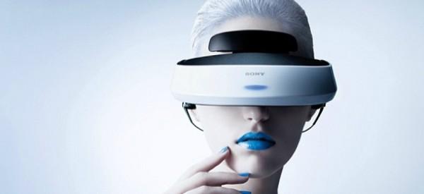 Виртуальная реальность в очках от Sony