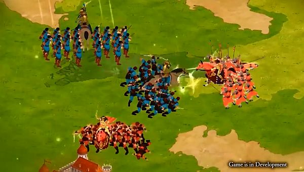 Age of Empires: World Domination выходит для iOS летом