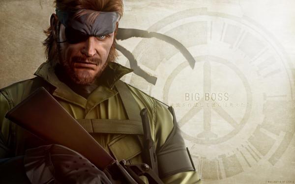 Босс из Metal Gear Solid признана любимым персонажем Гейм Маг