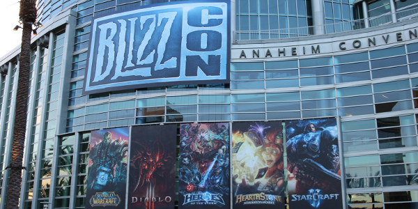 Указана дата - BlizzCon 2014