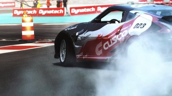 Вид из кабины для Grid Autosport