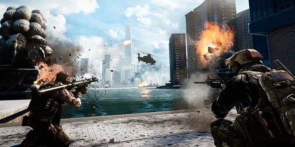 Battlefield 4 вернул систему Levolution