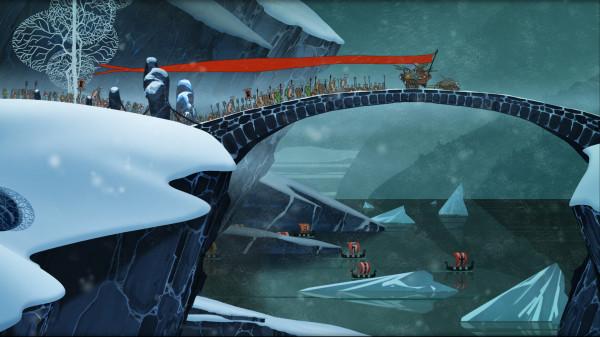 Спор по  поводу игры The Banner Saga разрешен