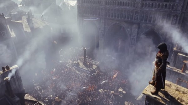 Ubisoft везет  демо Assassin's Creed: Unity на E3