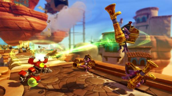 Нинтендо не будет участвовать в разработке игры Skylanders