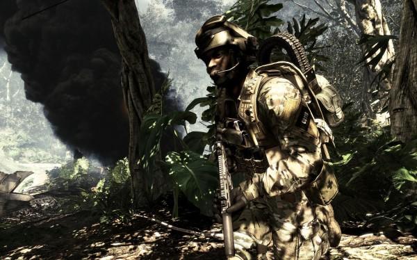 Что ждать от дополнения к Call of Duty: Ghosts