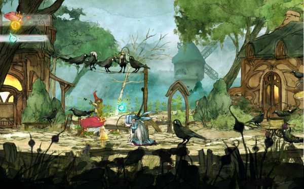 Плурде высказался  о Child of Light