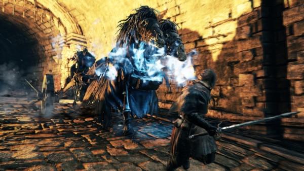 Как пройти сложных врагов в  Dark Souls 2