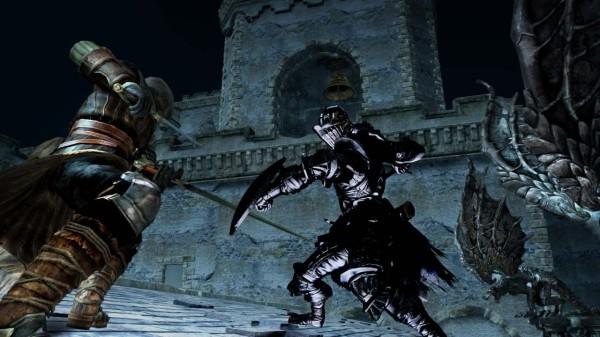 В Dark Souls 2 не прокаченные герои не выживают