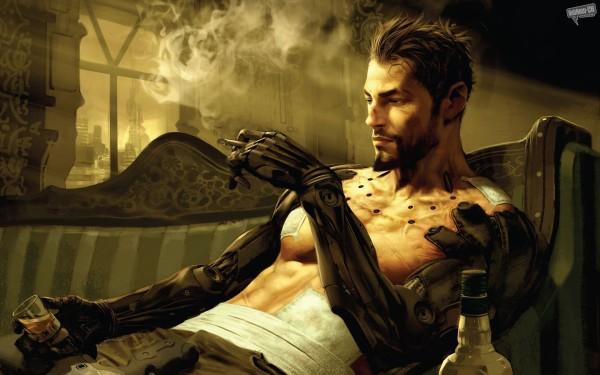 Новая часть серии Deus Ex