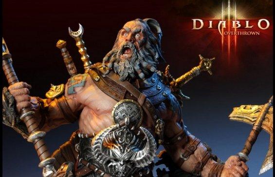 Культовая игра Diablo III выходит 15 мая