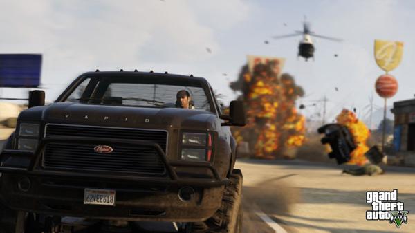 Дата выхода GTA 5 на РС