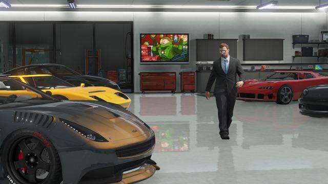 Обновление 1.12 доступно для GTA 5 и GTA Online