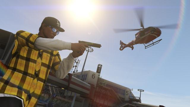 Советы от Rockstar Games: Режим захвата в GTA Online