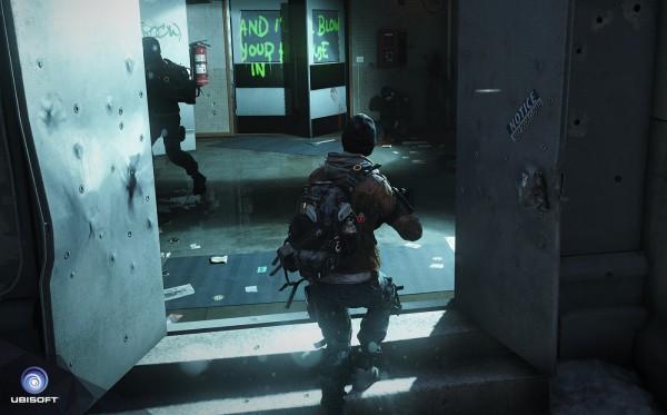Совместная работа по достоверному оружию в игре Tom Clancy's The Division