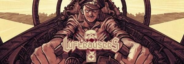 Luftrausers предлагает сражения в воздухе