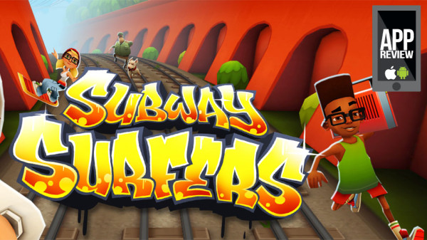 Что из себя представляет игра Subway Surfers