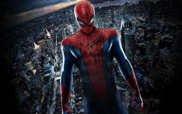 Снова Amazing Spider-Man радует поклонников серии