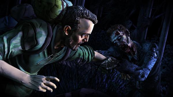 PS4 получит первый сезон The Walking Dead
