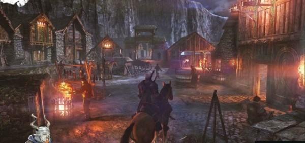 The Witcher 3: Wild Hunt поразит своей графикой