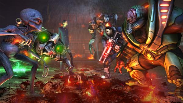 Игра  XCOM: Enemy Unknown  будет представлена для Android