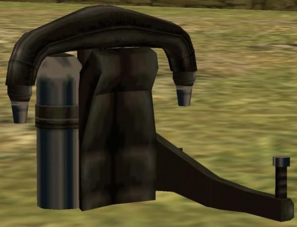 Реактивный ранец для GTA 5