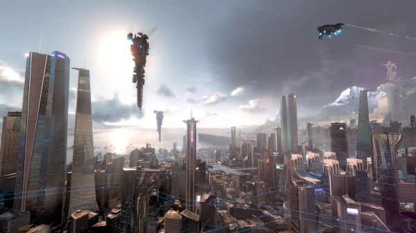 Новая игра от разработчиков Killzone: Shadow Fall?