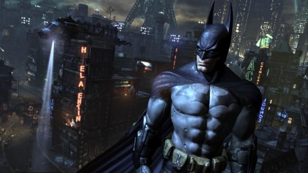 Batman: Arkham City переделала английская студия «Rocksteady»
