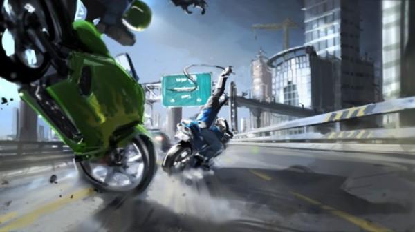 Ironfist Games готовит игру в стиле Road Rush