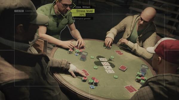 Шахматы и покер в Watch Dogs