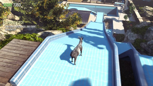 Обновление для Goat Simulator будет задержано