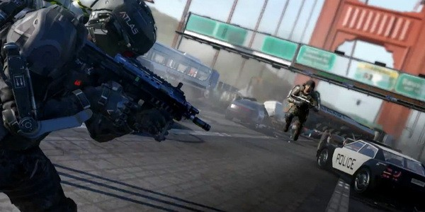 Новый шутер Call of Duty: Advanced Warfare и его детали