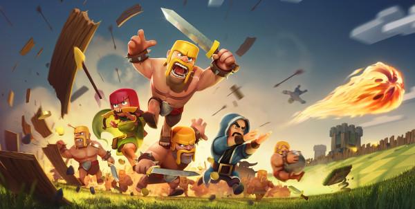 В игре  Clash of Clans еще можно выжить