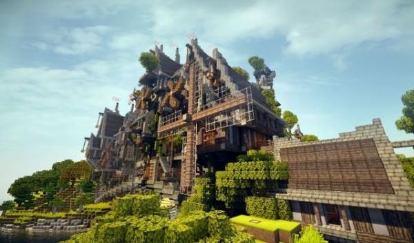 Minecraft позволит переносить миры между консолями
