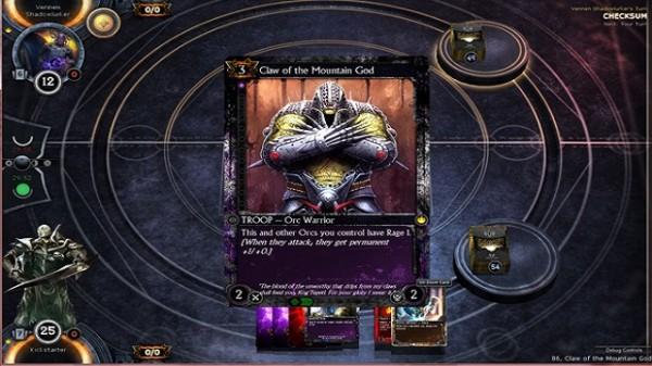 Hex: Shards of Fate это прототип творения Wizards of the Coast?