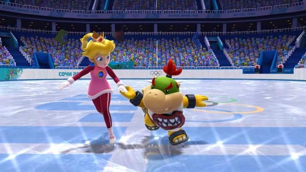 Для  Олимпийских  игр  2014 будет создана игра с Марио и Соником