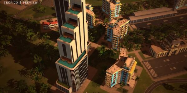 Релиз Tropico 5 состоялся
