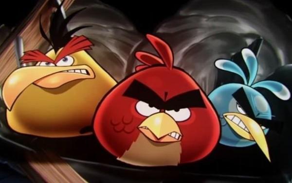 Angry Birds для школьной программы