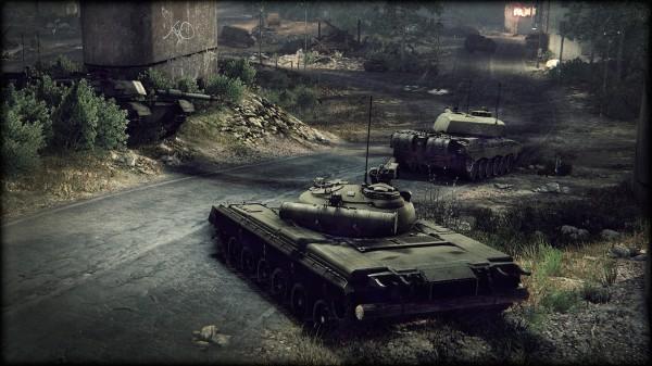 Armored Warfare уже добралась до  России