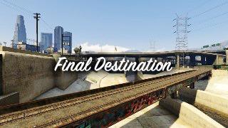 Final Destination – Воздушная гонка, созданная игроком TonyResta